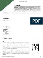 Cantonese Profanity - Wikipedia