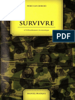 Piero San Giorgio - Survivre à l'Effondrement Économique