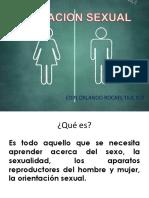 Tiul Ico, Edin Orlando Rocael -Educacion Sexual