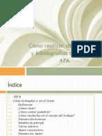 Cómo realizar citas textuales y bibliografías.pdf