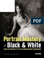Portrait Mastery in Black & White - Tim Kelly