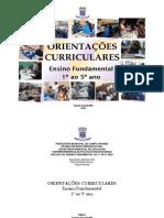 Orientações Curriculares Final 1º Ao 5º (1)