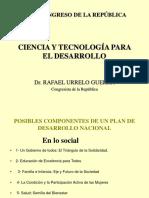 Ciencia y Tecnologia Para El Desarrollo