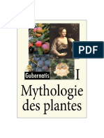 Mythologie Des PlantesTome 1