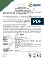 Registro Sanitario Ganoderma