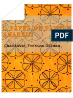 O Papel de Parede Amarelo - Charlotte Perkins Gilman