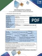Guía y Rubrica - Fase 5 - Desarrollar Ejercicios de Transmisión de Calor