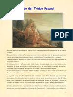 Sentido Del Triduo Pascual