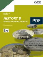 gcse history b 2018