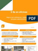 Ficha Buenas Practicas 5S Oficinas