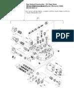 Loader Control Valve%2c Hand Controls%2c Mechanical - Before 1-Nov-12 %28all%29