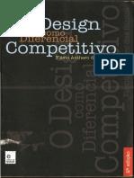 LIVRO O Design Como Diferencial Competitivo