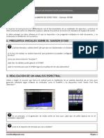 Analizador de Espectros Samson D1500