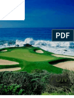 Force of Nature -- Golf -- 2008 12 16 -- Positive Waves -- Benefits of Golf Industry -- Wildlife Havens -- MODIFIED -- PDF -- 300 Dpi