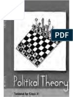Political Science (Political Theory)