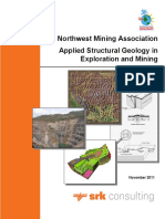 Applied Structural Geology in Exploration and Mining