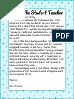 parent letter 2018