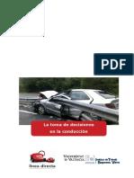 Toma Decisiones en La Conduccion-Linea Directa Aseguradora