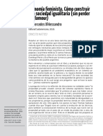 D'Alessandro. Economía Feminista