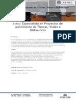 Triptico 7 Hojas de Proyectos de Movimientos de Tierras, Viales e Hidraulicos.pdf