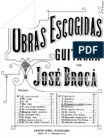 Jose Broca J-Pensamiento Espanol