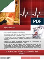 Anestesia en Paciente Pediatrico Quemado