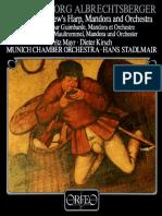 Albetchberger Jew's Harp Concerto