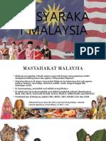 Masyarakat Malaysia