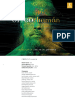 Orfeo Chaman - Booklet