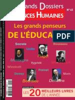 Les grands penseurs de l'éducation.pdf