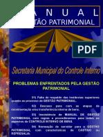 Manual Gestao de Patrimonio - Semci2009