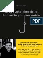 El Pequeno Libro de La Influencia y La Persuasion