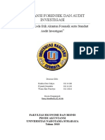 Resume Audit Forensik Bab 4