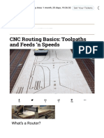 CNC Routing Basics_ Toolpaths and Feeds 'n Speeds _ Make