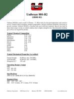 Unibraze Er80s-b2 (Tig)