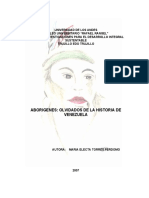 Aborigenes, Olvidados de la historia de Venezuela.pdf
