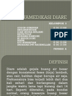 Ppt Swamedikasi Diare (Klp 3)