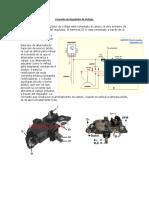 Regulador de Voltaje Ford KA Zetec Rocam 1.0