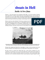 Mil Hist - WWII Gunboats in Hell