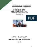 Docking Dan Perawatan Kapal for Student