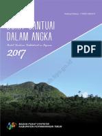 Kecamatan Bukit Santuai Dalam Angka 2017