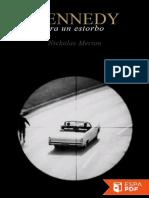 Kennedy era un estorbo - Nicholas Merton.pdf