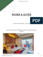 Rooms & Suites - Sea Crown Hotel