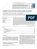 A simulation study of performance evaluation of single-stage absorption.pdf