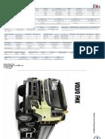 Ficha Técnica Volvo Fmxx