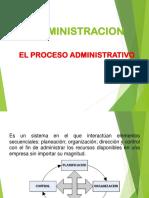 Administracion Proceso Adminstrativo