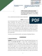 LP El Arrebato de Un Celular Se Tipifica Como Hurto Agravado y No Como Robo Agravado R.N. 1649 2017 Lima