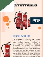 Los Extintores