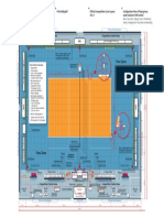 FIVB VB Official Court Layout 2015