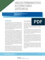 Boletin 5- Analisis Probabilistico de Estructuras Geotecnicas